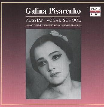 Russian Vocal School: Galina Pisarenko