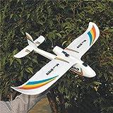 N-B Mini Surfista 800800mm envergadura EPP avión Planeador RC avión PNP al Aire Libre RC Modelo Juguetes para niños
