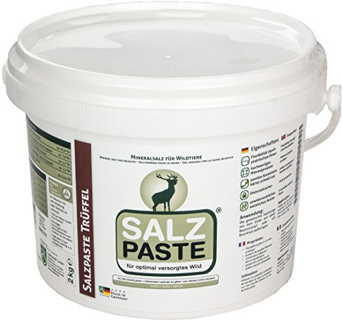 EUROHUNT Salzpaste Trüffel 2 kg Eimer, 590221