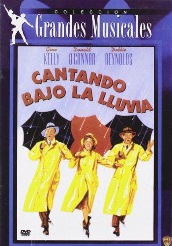 Cantando Bajo La Lluvia [DVD]