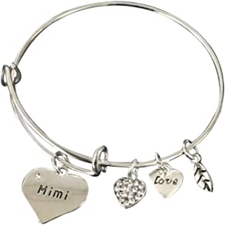 MIMI Bracelet, MIMI Jewelry, Grandma Jewelry Makes Great Grandma Gifts
