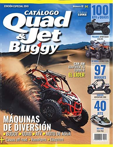 Catálogo Quad&Jet Buggies - Edicion Especial 2019
