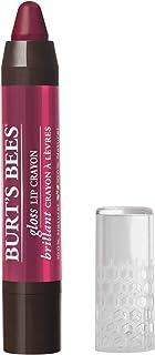 Burt's Bees Gloss Lip Crayon, #421 Pacific Coast, 2.83g