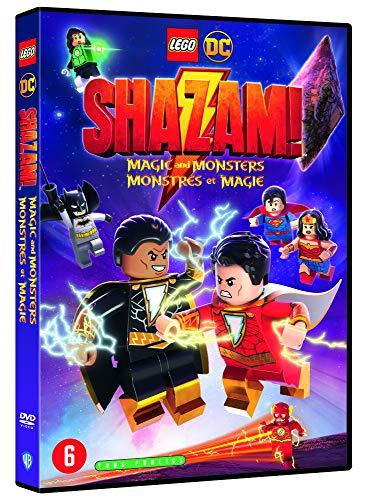 LEGO DC Comics Super Heroes : Shazam! - Monstres et magie [DVD]