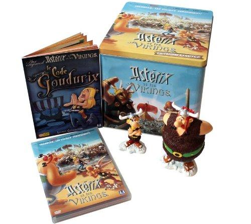 Astérix et les Vickings - Coffret prestige - DVD, jeu...