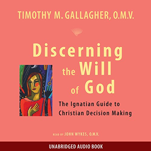 Discerning the Will of God audiobook cover art