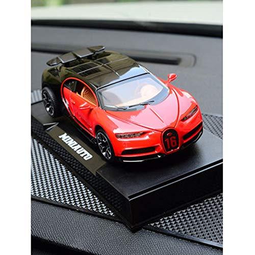 Voitures Dashboards Décoration, décoration Accessoires de voiture Creative main Intérieur de voiture haut de gamme, le modèle de voiture de sport en métal, Accueil bureau Cadeaux de décoration.
