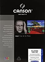 Canson Infinity Platine Fibre Rag Fine Art Paper 11X17 【Creative Arts】 [並行輸入品]