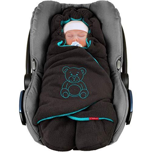 ByBoom - Baby Winter-Einschlagdecke