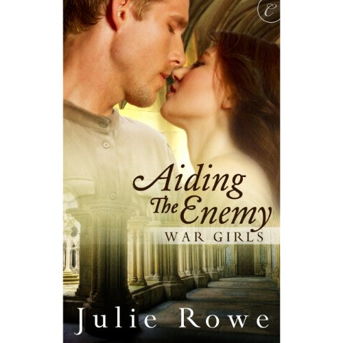 Aiding the Enemy audiobook cover art