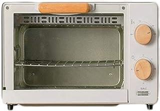 Horno tostador de casa pequeña, de múltiples funciones mini horno eléctrico, aparatos de dormitorios 11 litros totalmente automática puede ser utilizado en la cocina / pastelería / restaurante / cafet