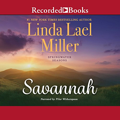 Savannah cover art
