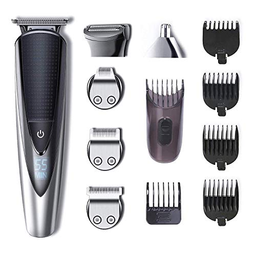 Precision Groomer, Wet Dry Application, Nose Hair Remover Tool Mini, Electric Nose Ear Hair Trimmer Clipper Removal Shaver For Men Women, Nose Hair Trimmer Kit Best Seller Rated Small