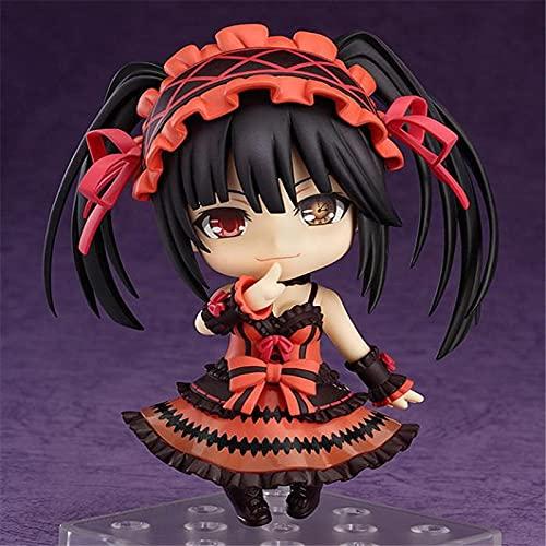 Anime Date A Live 466 # Tokisaki Kurumi Action Figures Model Collection Giocattoli Bambole Regali 10 Cm