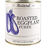 GRILLED EGGPLANT PUREE: Fire roasted and pureed eggplant great for dips and sauces SMOKY AND EARTHY: Smoky eggplant flavor with a smooth yet rustic texture READY TO EAT: Enjoy the canned eggplant directly or heat it up for warm dishes RESTAURANT QUAL...