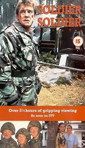 Soldier Soldier [Reino Unido] [VHS]