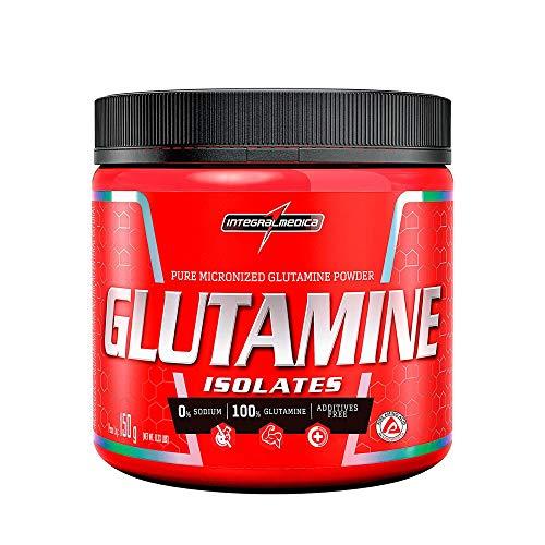 Glutamine Natural 150G, Integralmedica, 150G