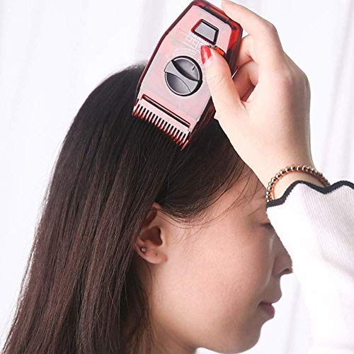 QIAO Haarschneider Manueller Multifunktions-Haarschneider Haircut Comb Hairy Corner Clipping