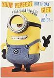 Despicable Me Geburtstagskarte mit'A Mini Minion' Allgemeine