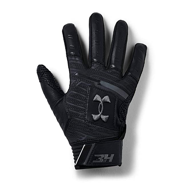 Youth Large Under Armour Bryce Harper Baseball Batting Gloves Brand New