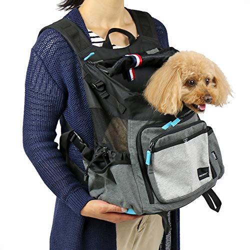 ペットパラダイス フィールドグライド ハグ&リュック キャリーバッグ【小型犬用】752-90437