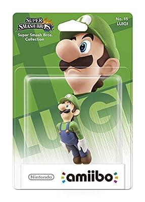 Luigi No.15 amiibo (Nintendo Wii U/3DS)