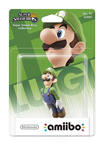 Amiibo 'Super Smash Bros' - Luigi