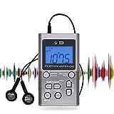 Best Am Fm Pocket Radios - BTECH MPR-AF1 AM FM Portable Radio with Two Review
