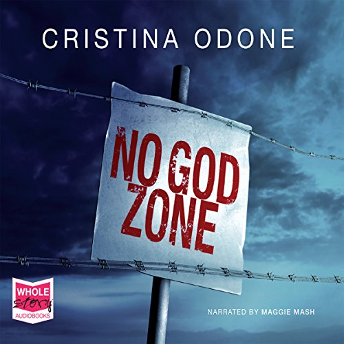 No God Zone audiobook cover art