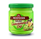 Mexifoods Salsa Guacamole - 6 Paquetes de 185 gr - Total: 1110 gr