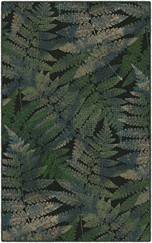 alfombra verde fabricante Brumlow MILLS