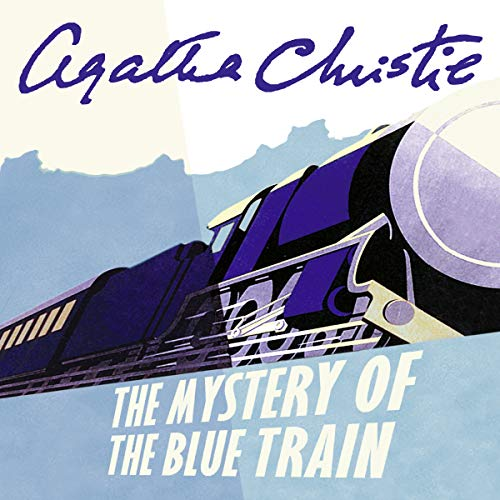 The Mystery of the Blue Train cover art