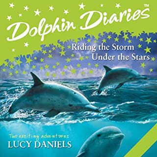 Dolphin Diaries: 'Riding the Storm' and 'Under the Stars' cover art