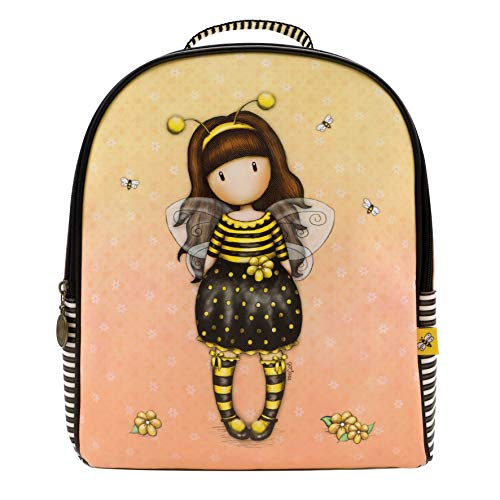 Gorjuss Mochila Rucksack Backpack - Bee Loved Just Bee Cause 905GJ01