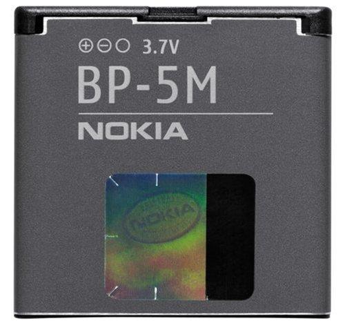Nokia BP-5M Akku 900 mAh Li-Pol