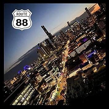 Route 88 (feat. Cristhian Garcia) [Trumpet Melody]