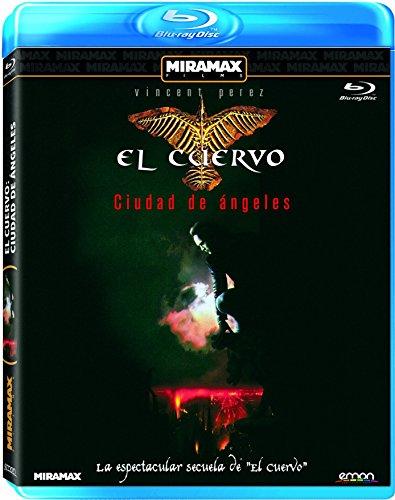 El Cuervo: Ciudad De Ángeles [Blu-ray]...