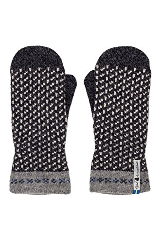 Swedish Dangerously Warm Mittens (Medium, Skaftö Sot)