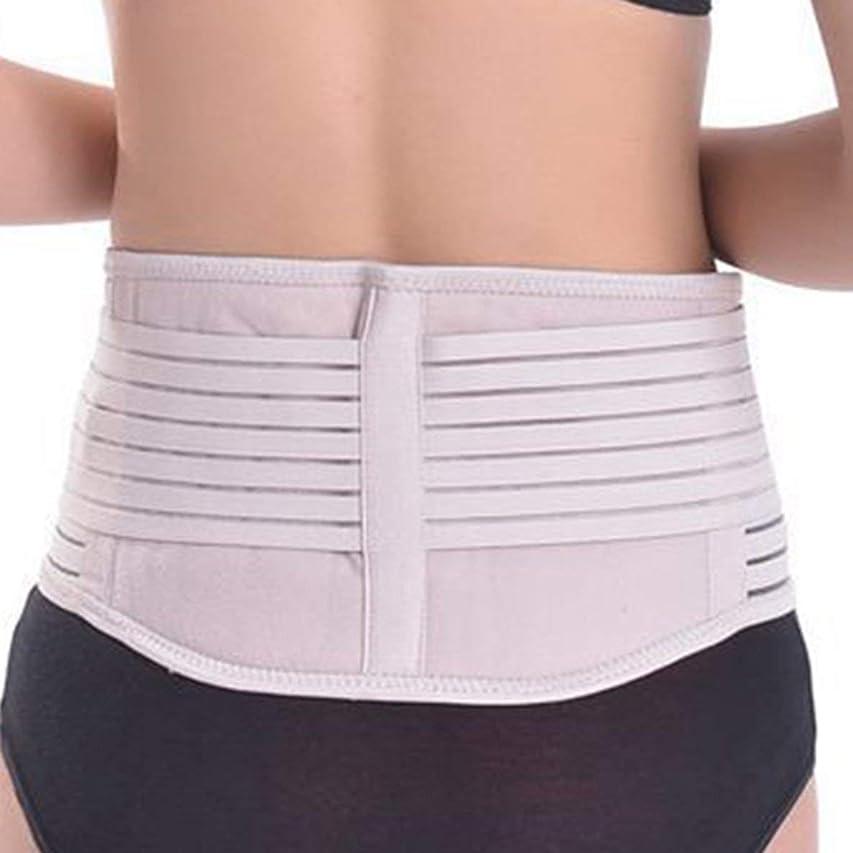 モジュール薄汚い下にダブルプルランバー調節可能なサポート腰ベルトブレース痛みリリーフスポーツ保護磁気