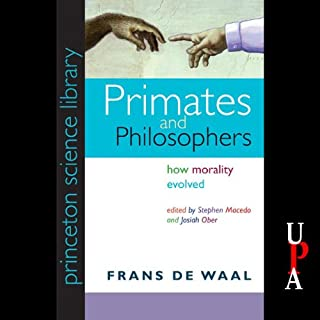 Primates and Philosophers Titelbild