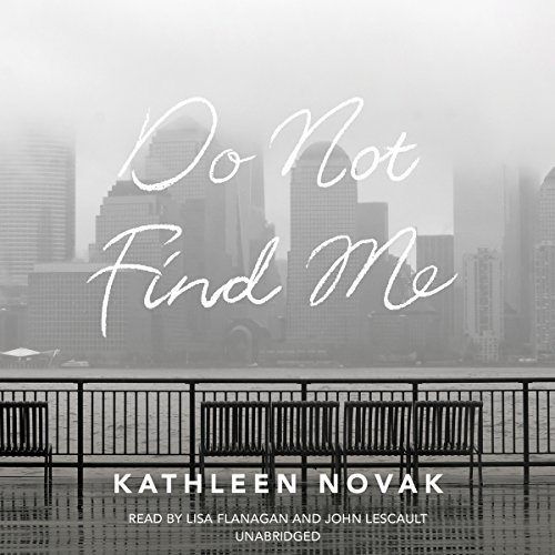 Do Not Find Me audiobook cover art