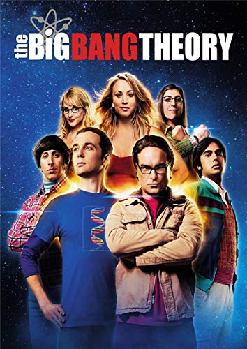 linbindeshoop The Big Bang Theory Poster Movie Wall Stickers Paper Prints High Definition Clear Picture Home Decoration (LW-580) 40x60cm No frame