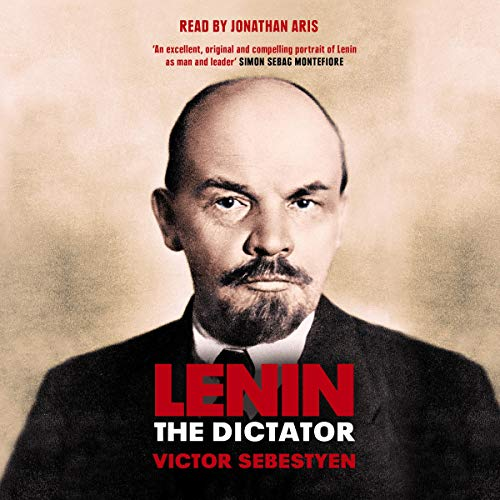 Lenin the Dictator cover art