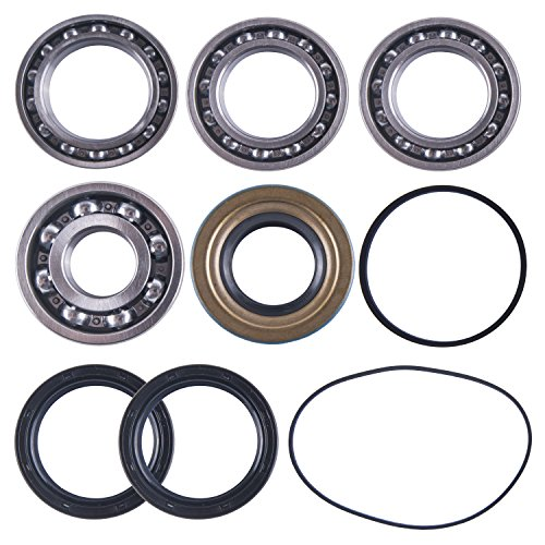 East Lake Axle front differential bearing & seal kit compatible with Polaris Sportsman 400/500/600/700 /800 2002 2003 2004 2005 2006