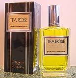 Tea Rose by Perfumers Workshop 120ml EDT Spray neuovp