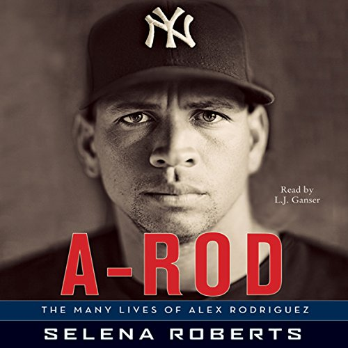 A-Rod cover art