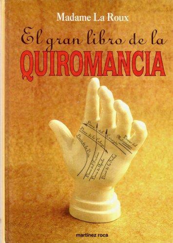 El gran libro de la quiromancia