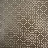 M-D Building Products 0.02 in. x 12 in. W x 24 in. L Satin Nickel Aluminum Mosaic Sheet Me...