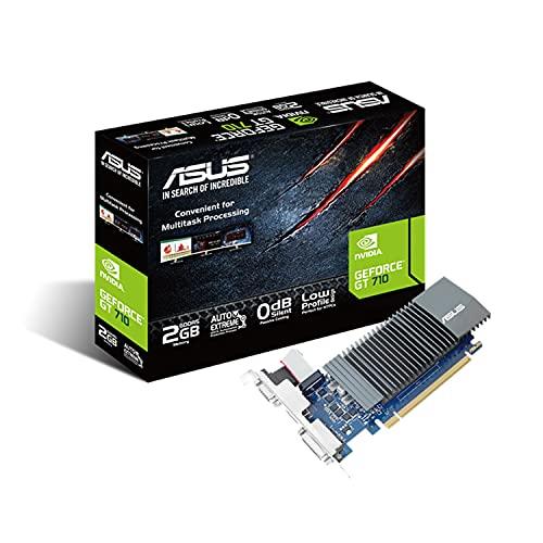 ASUS GT710-SL-2GD5-BRK GeForce GT 710 2GB GDDR5 scheda video