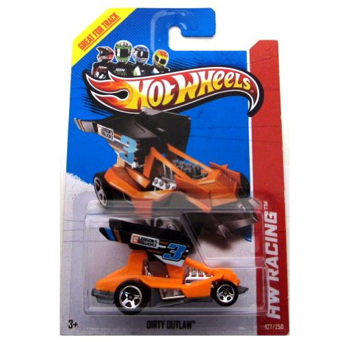 Hot Wheels HW Racing Dirty Outlaw